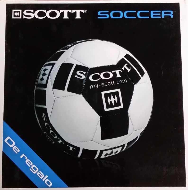 Fotbalový míš Scott vel. 5